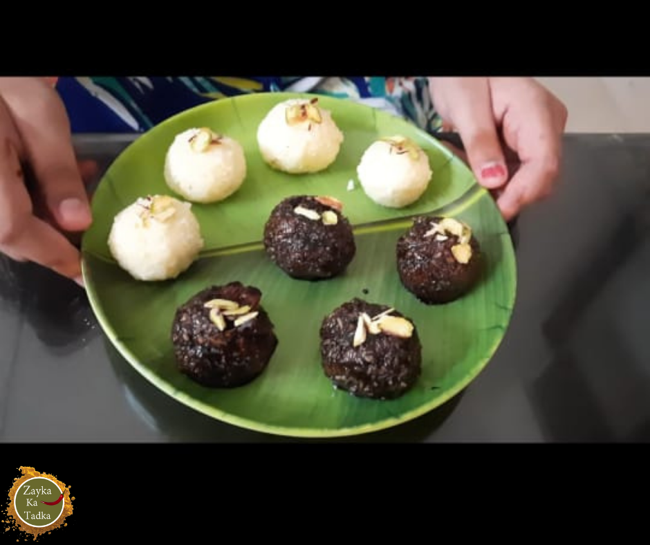 Paneer Chocolate Laddu Recipe