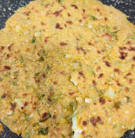 Gobhi Paratha | Cauliflower Paratha Recipe