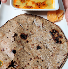 Bajra Roti | Bajre ki Roti Recipe