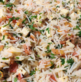 Paneer Rice Recipe