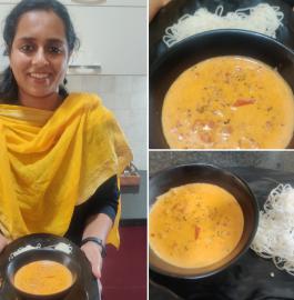 Tomato Stew | Kerala Style Tomato Curry Recipe