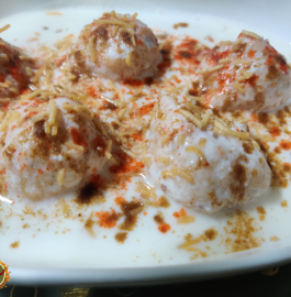 Dahi Vada | Dahi Bhalle Recipe