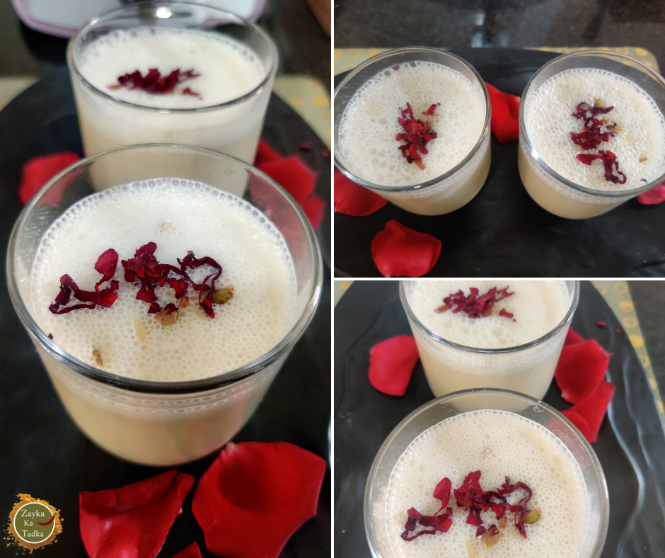 Thandai | Holi Special Drink Recipe