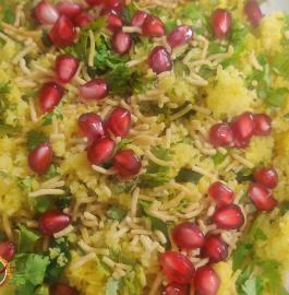 Bhujiya Khamni | Sev Khamni Recipe