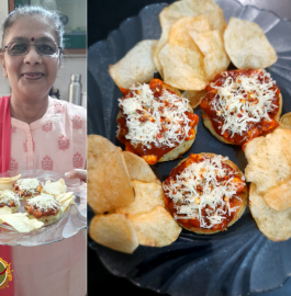Pizza Tikki Recipe