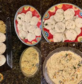 Sooji Kadabu | Steamed Rava Dumplings Recipe