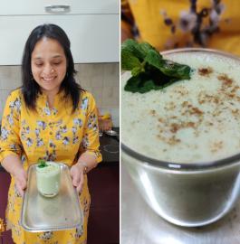 Masala Chaas | Spicy Buttermilk Recipe