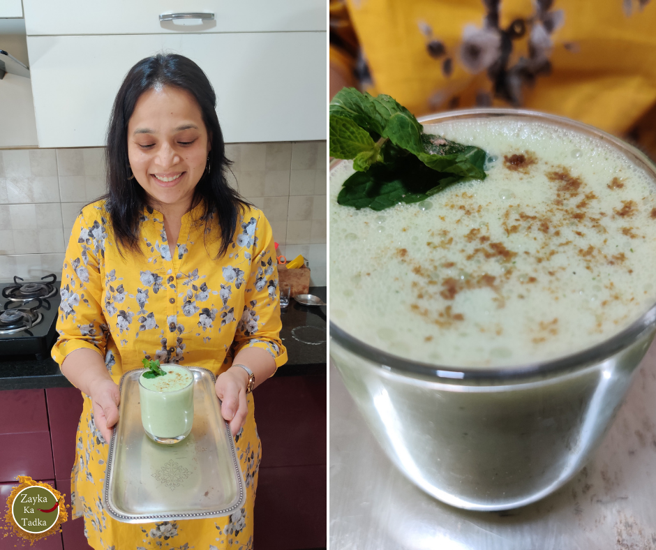 Masala Chaas | Spicy Buttermilk Recipe