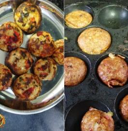 Veggie Oats Appe Recipe