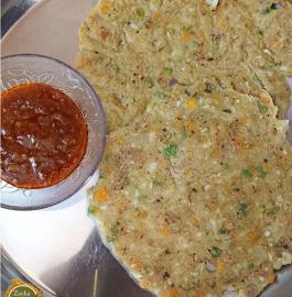 Manchurian Pancake Recipe