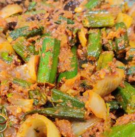 Bhindi Do Pyaza | Restaurant Style Bhindi Do Pyaza Recipe