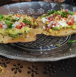 Chapati Chaat | Leftover Chapati Chaat Recipe