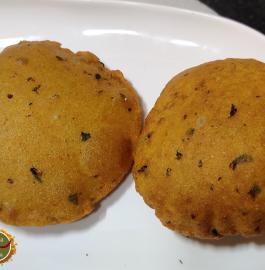 Aloo Puri | Potato Puri Recipe