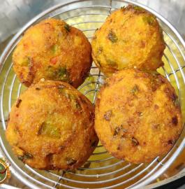 Sooji Aloo Cutlet Recipe