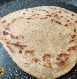 Cheeni Paratha Recipe