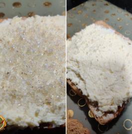 Bread Malai Sandwich Recipe