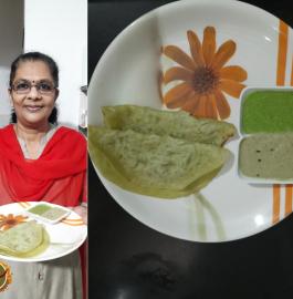 Cucumber Dosa Recipe