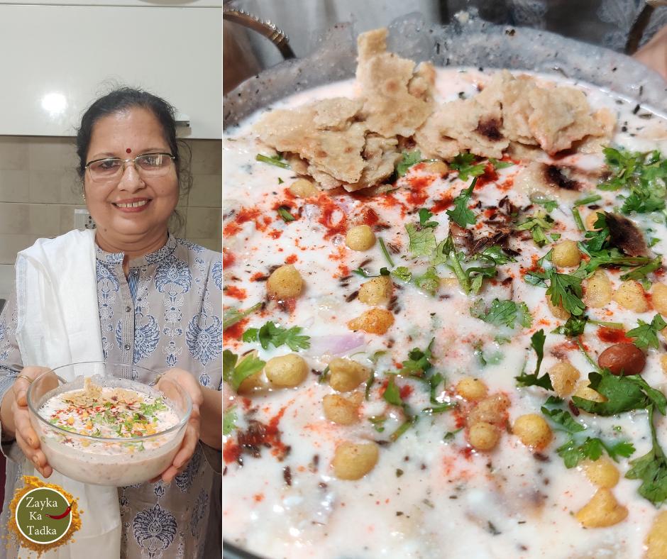 Dahi Wali Roti Recipe