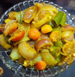 Karonde Mirchi Ki Sabji Recipe