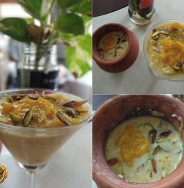 Mango Kheer | Aam Ki Kheer Recipe