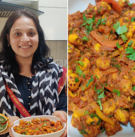 Makhana Sabji Recipe