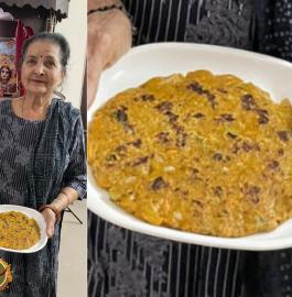 Poha Thalipeeth Recipe