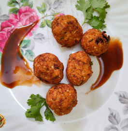 Rice Pakode | Chawal Ke Pakode Recipe