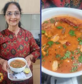 Shahi Dal Dhokli   One-Pot Meal Recipe