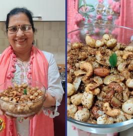 Panjiri & Panchamrit Recipe