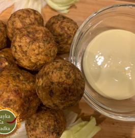Falafel Balls Recipe