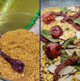 Sabji Masala | South Indian Sabji Masala Recipe