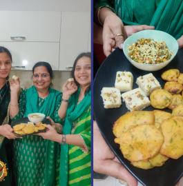 Turai Bhajji | Smokey Corn Chaat | Instant Barfi Recipe