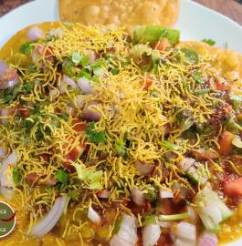 Dal Pakwan Chaat Recipe