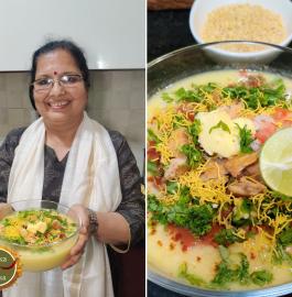 Moong Dal Chaat   Moradabadi Dal Recipe