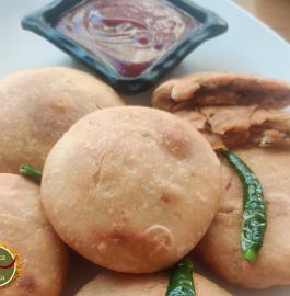 Pyaaz Ki Kachori - Jodhpur Famous Recipe