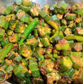 Bhindi Ki Sabji Recipe