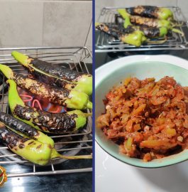Bhuni Mirch Ki Sabji Recipe