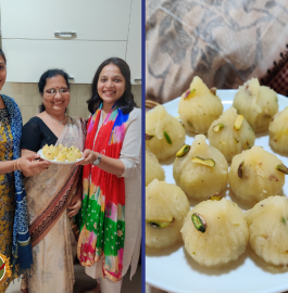 Suji Modak | Instant Sooji Modak Recipe
