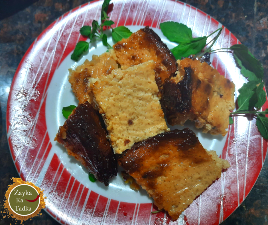 Chhena Poda Recipe