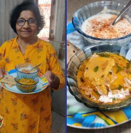 Childa Ki Sabji Recipe