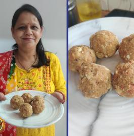 Methi Ke Laddu Recipe