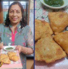 Moong Dal Kachori | Namkeen Kachori Recipe