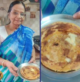 Khasta Paratha Recipe